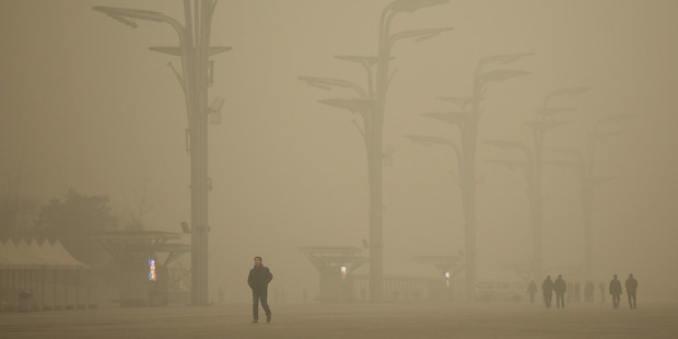BJ smog